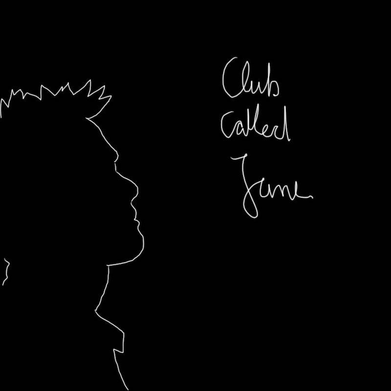 "Dennis Mansfeld - ""Club Called Jane"" artwork"