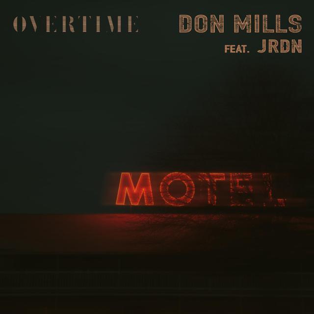 """Don Mills – """"Overtime"""" artwork"""