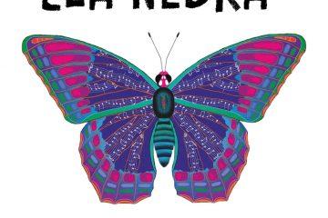 "Ela Nedra - ""Live It Up Slow"" artwork"