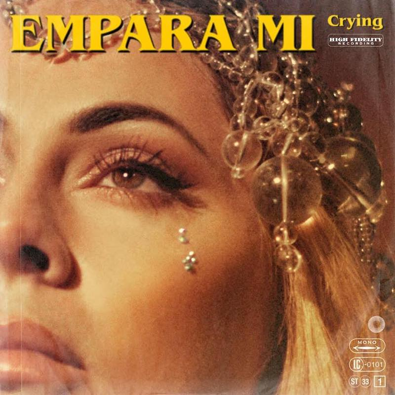 "Empara Mi – ""Crying"" artwork"