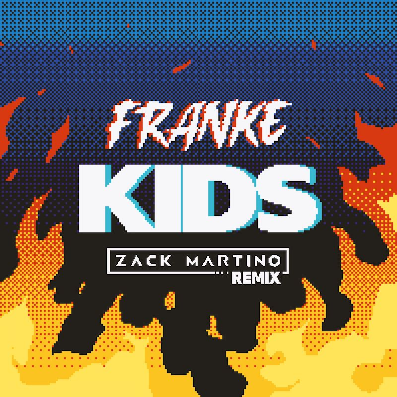 Franke - Kids Zack Martino Remix artwork