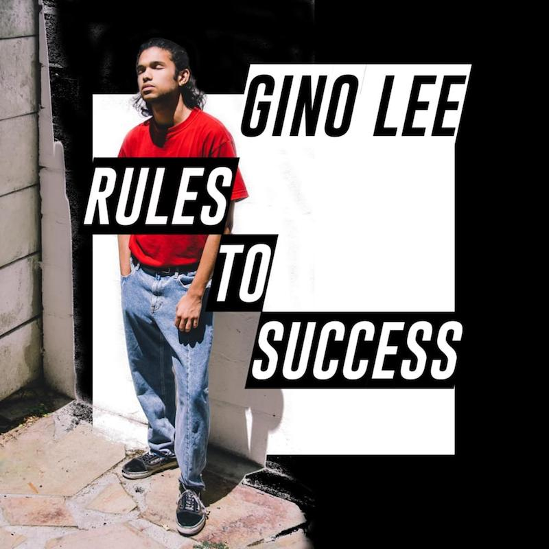 "Gino Lee – ""Rules to Success"" artwork"