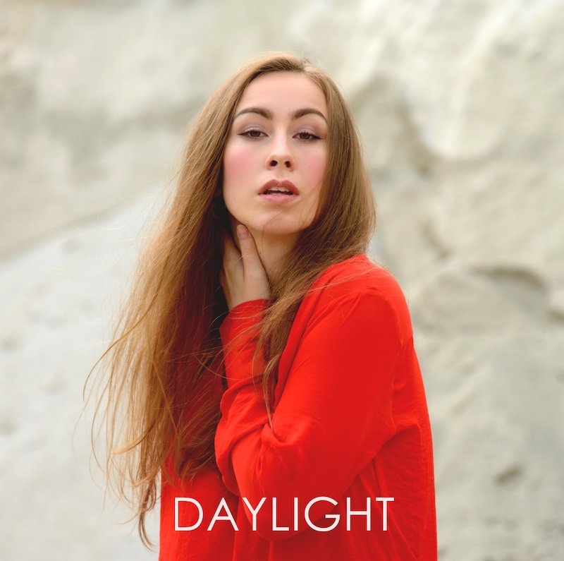 "Hazel – ""Daylight"" artwork"