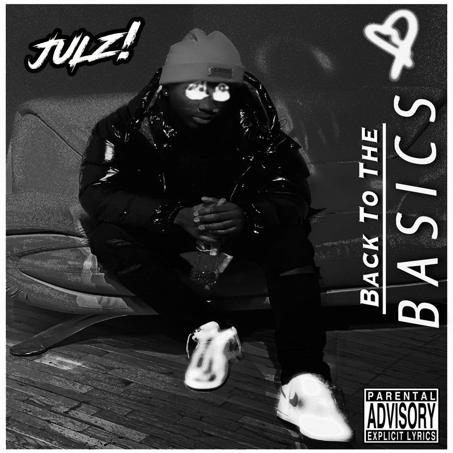"JULZ – ""Back to the Basics"" artwork"