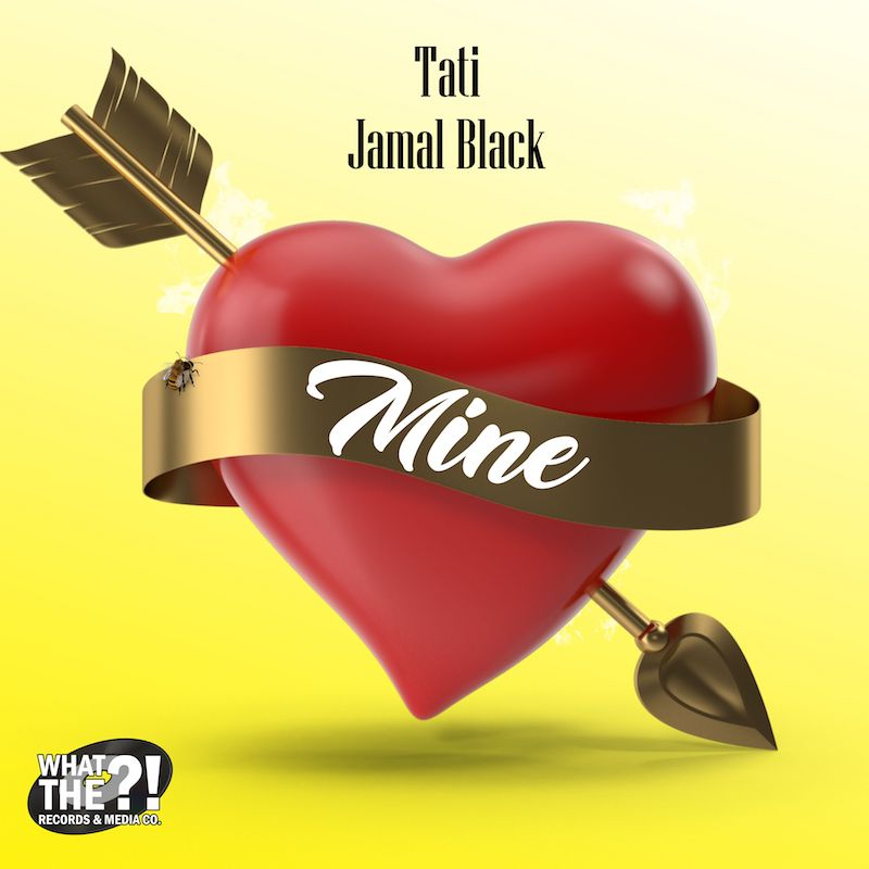 """Jamal Black – """"Mine"""" artwork"""