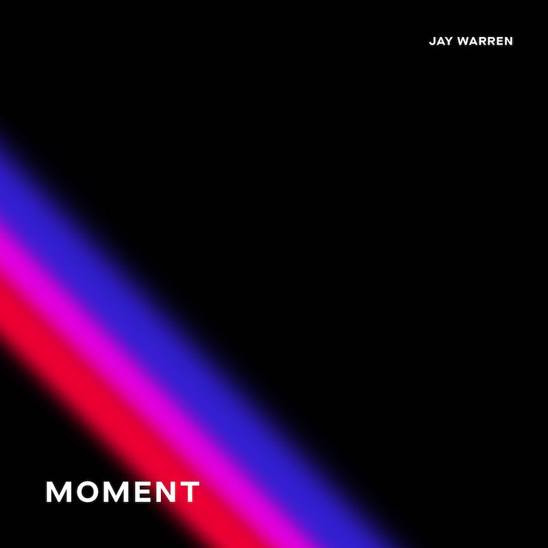 "Jay Warren – ""Moment"" artwork"