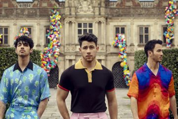 "Jonas Brothers – ""Sucker"" artwork"