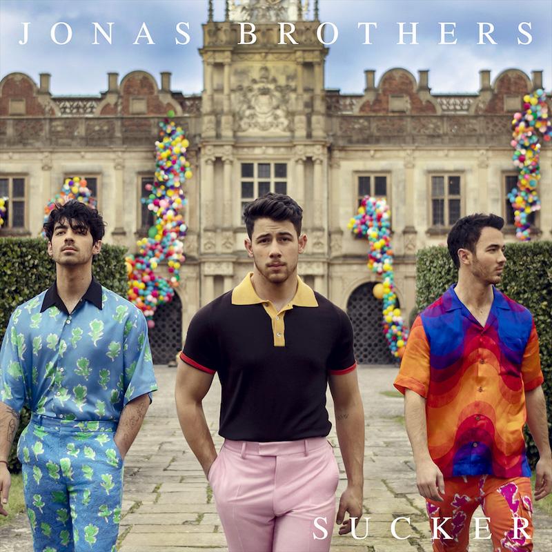 "Jonas Brothers – ""Sucker"" artwork"