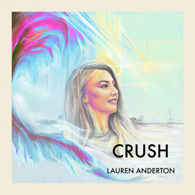 Lauren Anderton + Crush + artwork