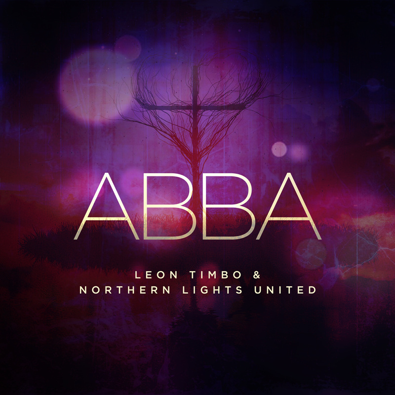 "Leon Timbo & Northern Lights United – ""Abba"" artwork"