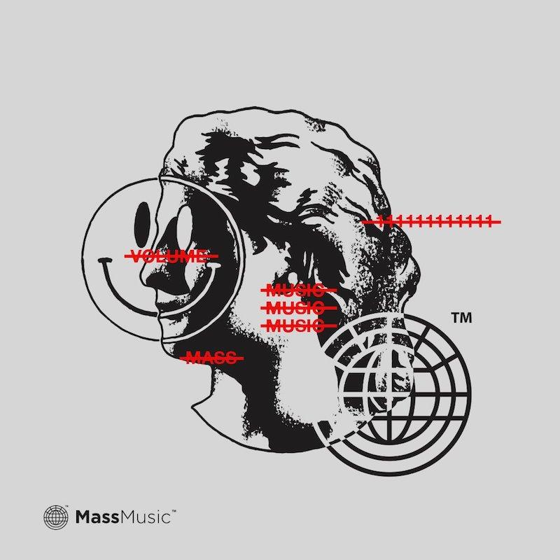 "MassMusic + ""MassMusic, Vol. 1"" artwork"