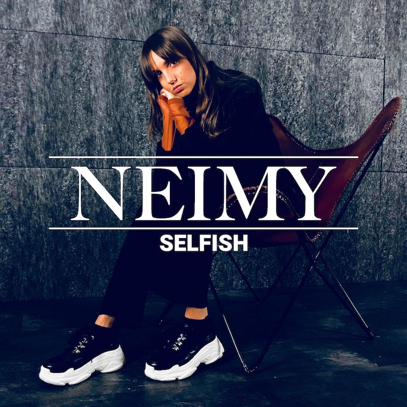 "NEIMY – ""Selfish"" artwork"