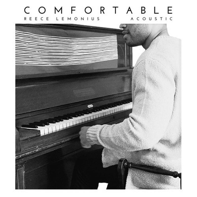 "Reece Lemonius - ""Comfortable (Acoustic)"" artwork"