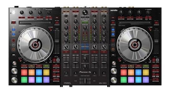 Sam Ash Serato DJ Pro Controller