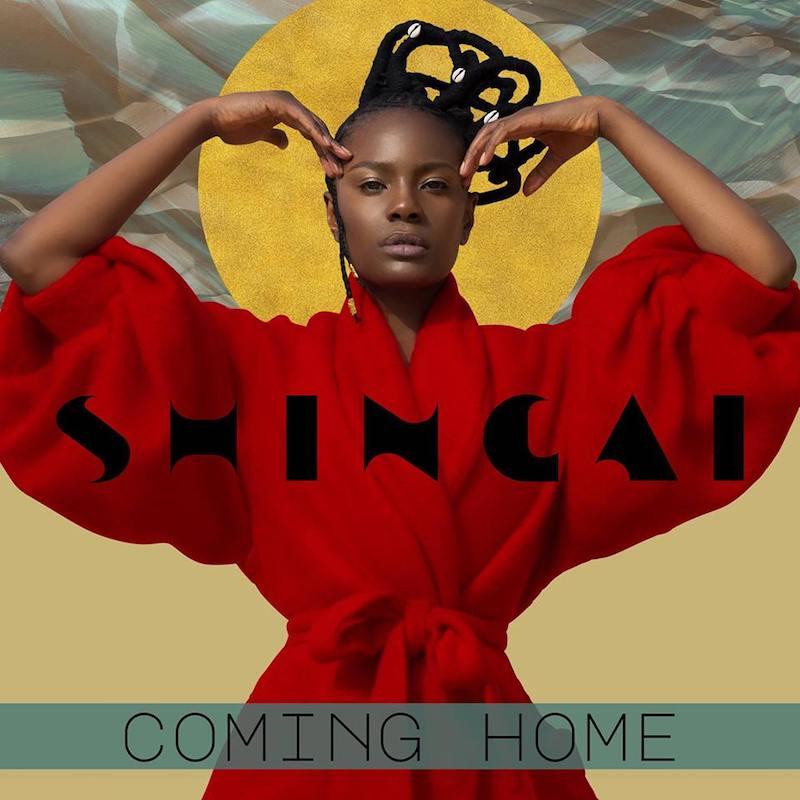 """Shingai – """"Coming Home"""" artwork"""