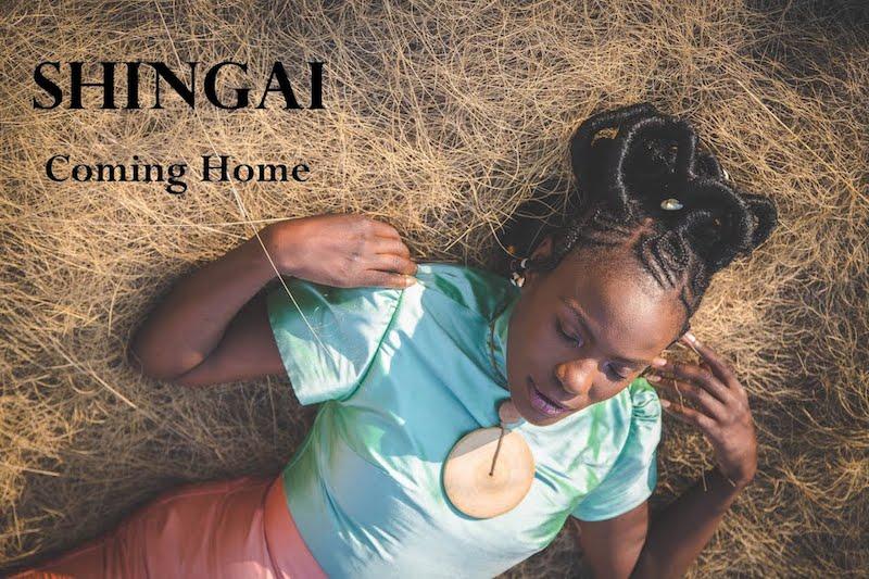 """Shingai – """"Coming Home"""" music video cover"""