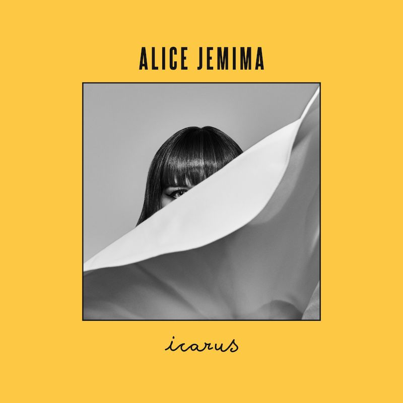 "Alice Jemima – ""Icarus"" artwork"