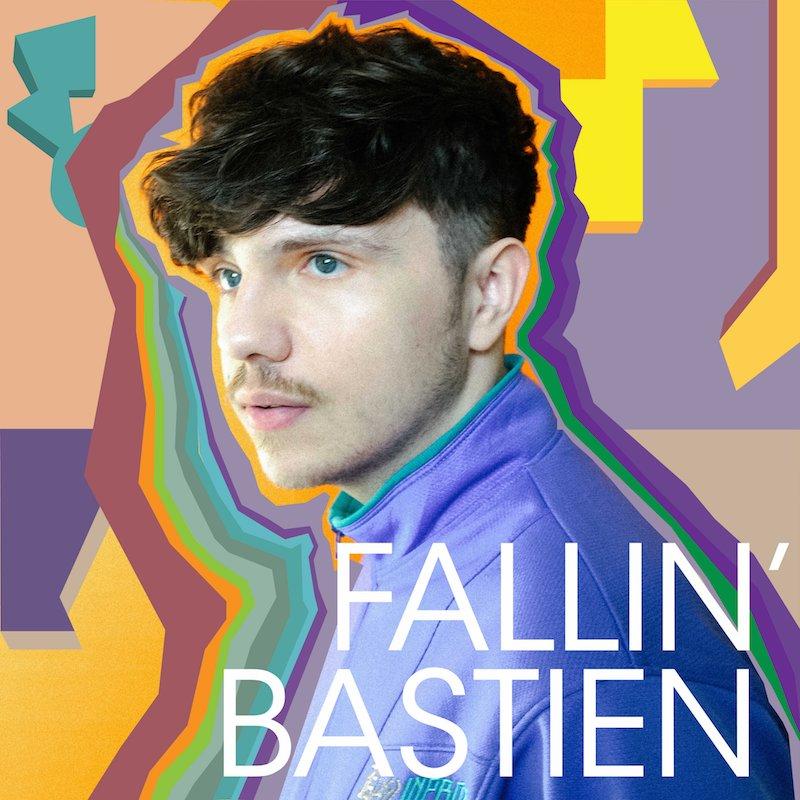 "Bastien – ""Fallin'"" artwork"