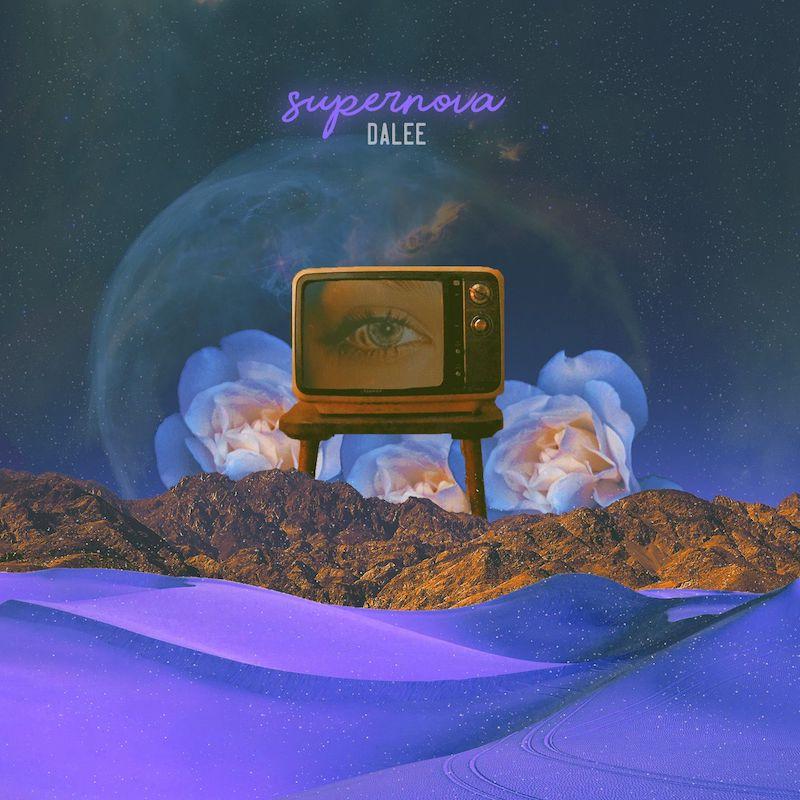 """DALEE - """"Supernova"""" artwork"""