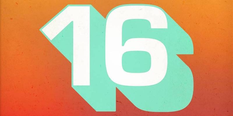 """Hälder & Bright Sparks + """"16"""" artwork cropped"""