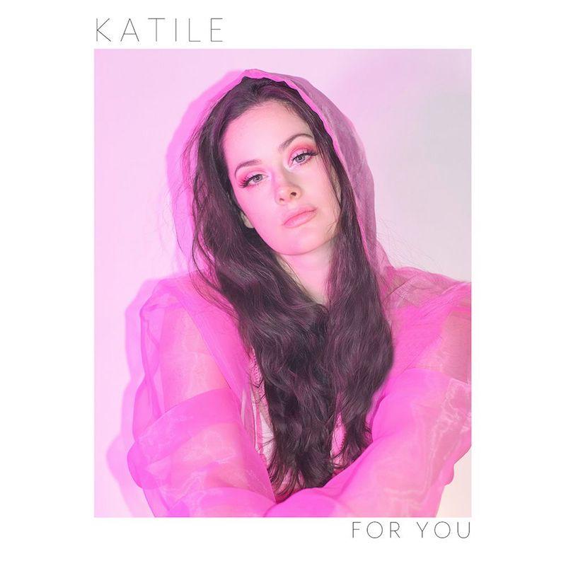 "Katile – ""For You"" artwork"