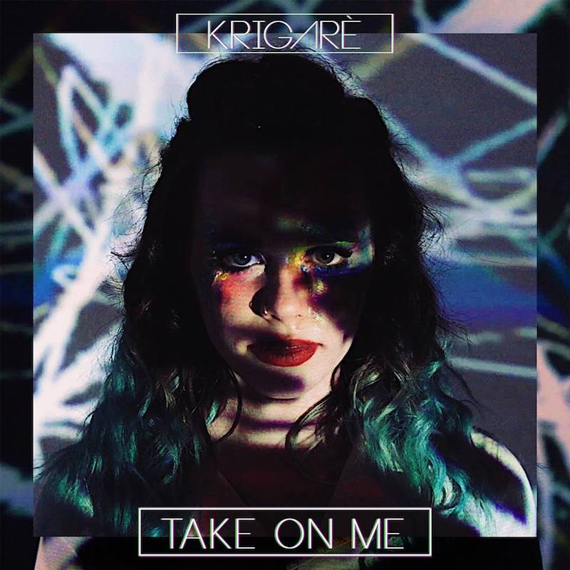 "Krigarè - ""Take on Me"" (a-ha cover) artwork"