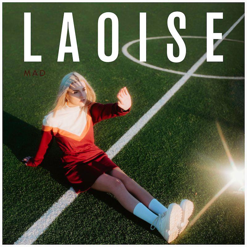 """LAOISE - """"Mad"""" artwork"""