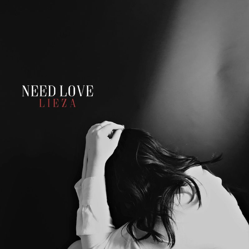 "LIEZA – ""Need You"" artwork"