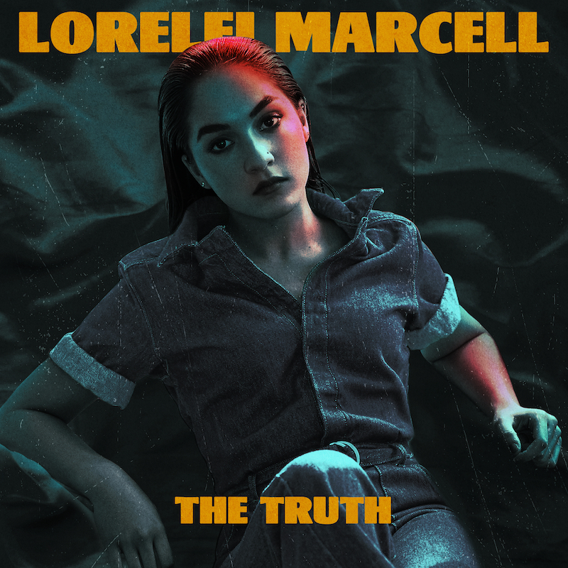 "Lorelei Marcell - ""The Truth"" artwork"