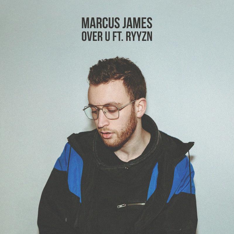 Marcus James + Over U artwork