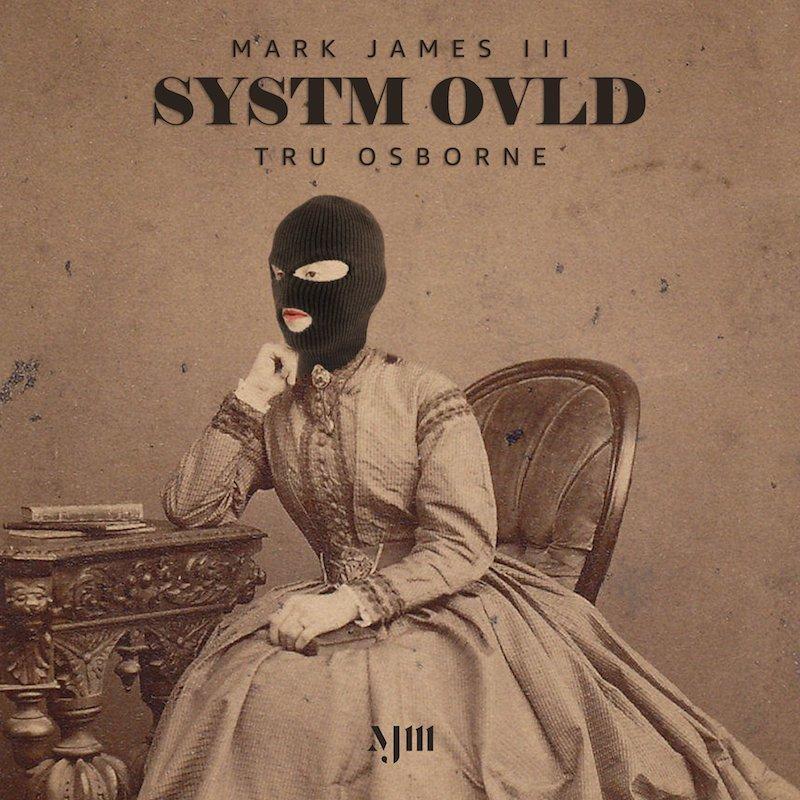 """Mark James III - """"SYSTM OVLD"""" artwork"""