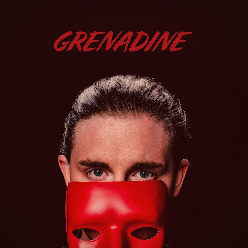 """Nick Black – """"Grenadine"""" artwork"""