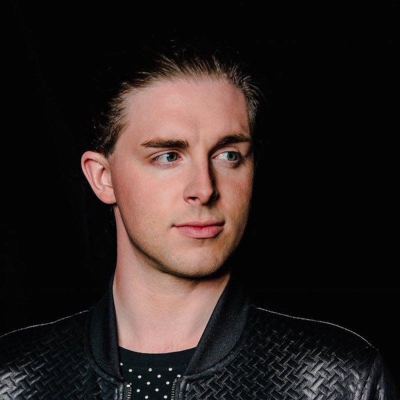 Nick Black press photo