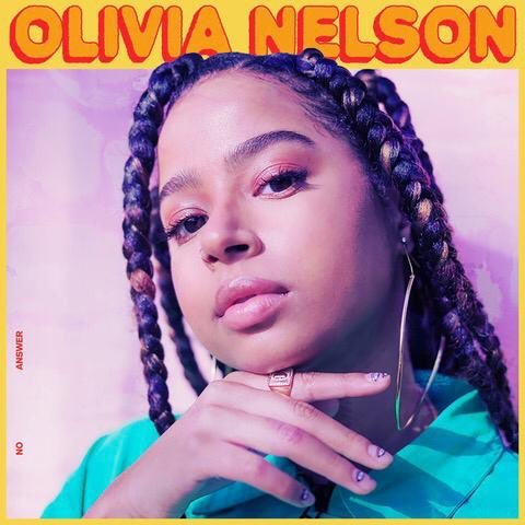 "Olivia Nelson – ""No Answer"" artwork"