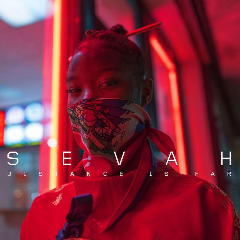 "Sevah – ""Distance Is Far"" artwork"