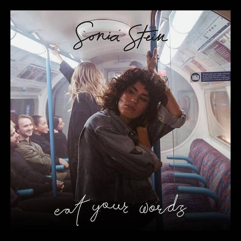 "Sonia Stein - ""Eat Your Words"" EP cover"