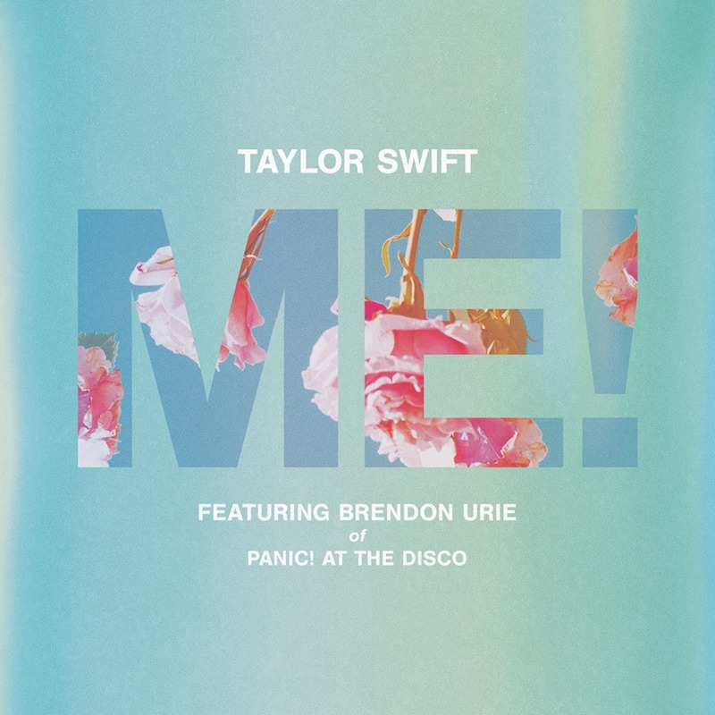 "Taylor Swift - ""ME!"" artwork"