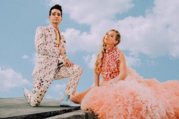 "Taylor Swift - ""ME!"" feat. Brendon Urie of Panic! At The Disco press photo"
