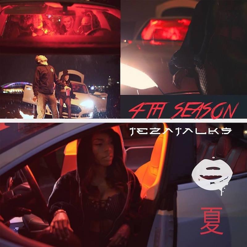 "TeZATalks - ""4th Season"" artwork"