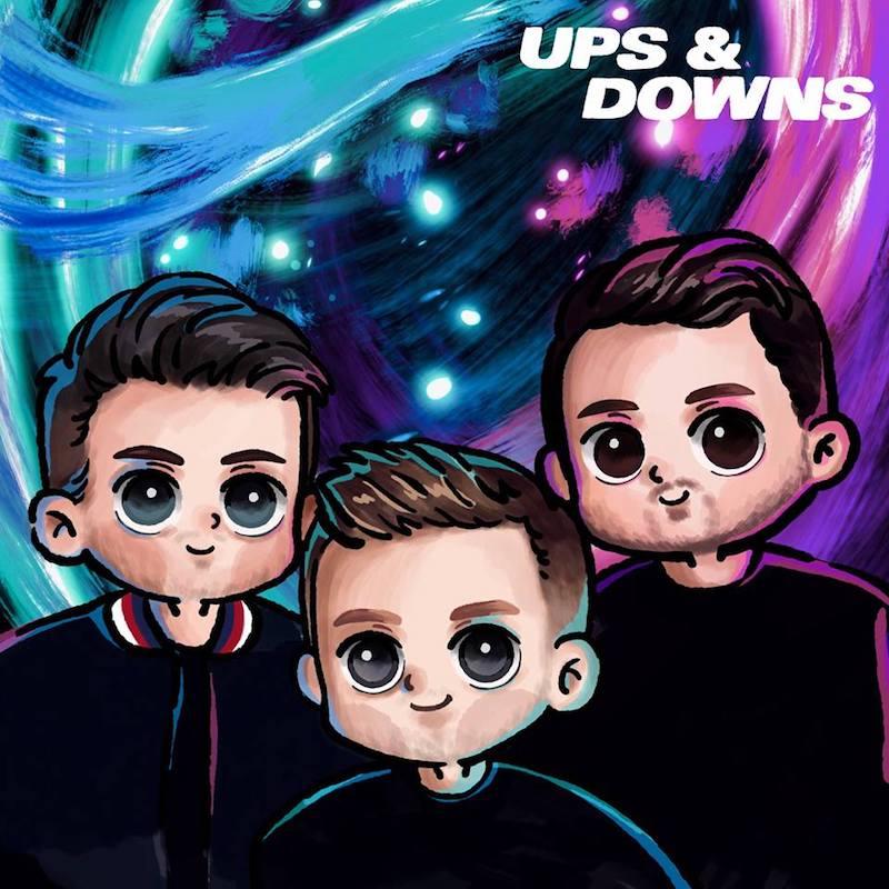 W&W & Nicky Romero - Ups & Downs artwork