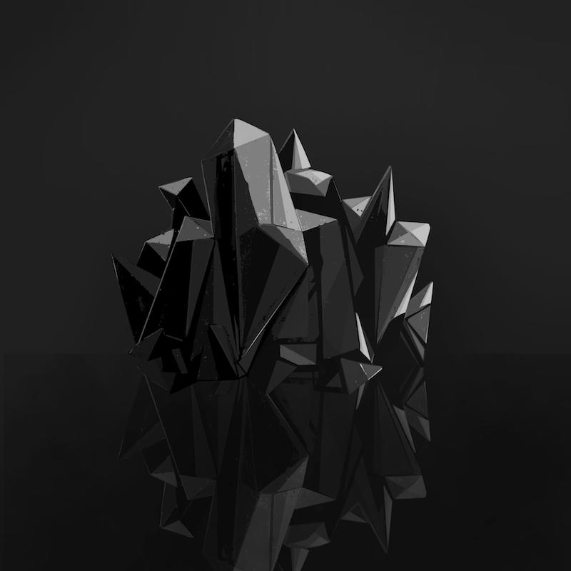 "bülow - ""Crystalline"" EP artwork"