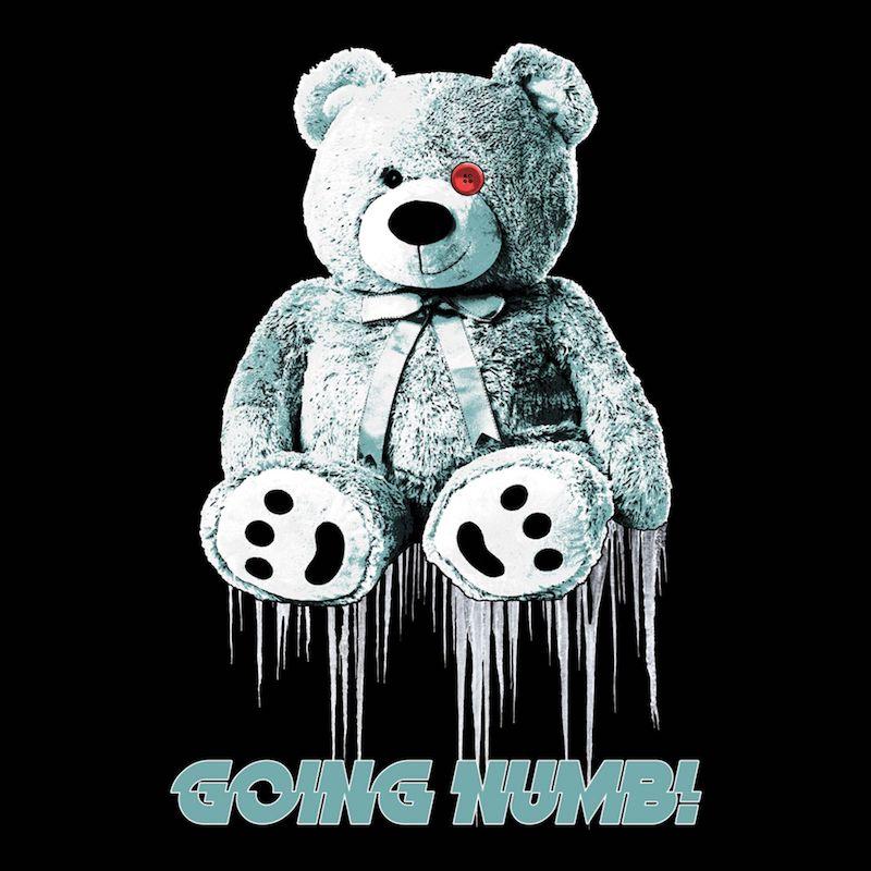"""coop - """"Going Numb!"""" artwork"""