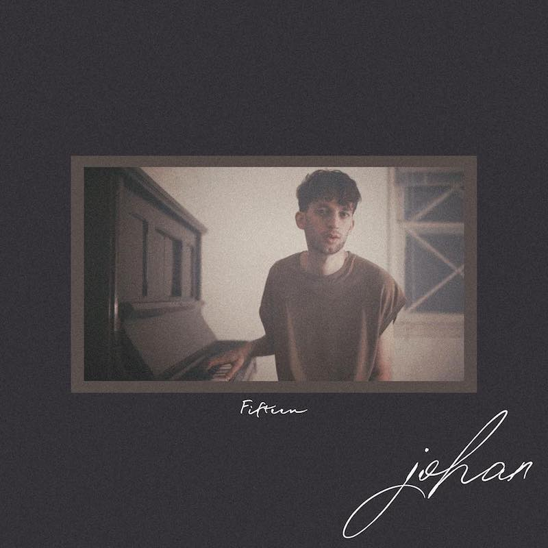 "johan – ""Fifteen"" artwork"