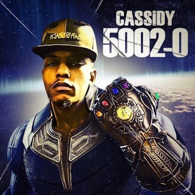 Cassidy - 5002-0 cover artwork