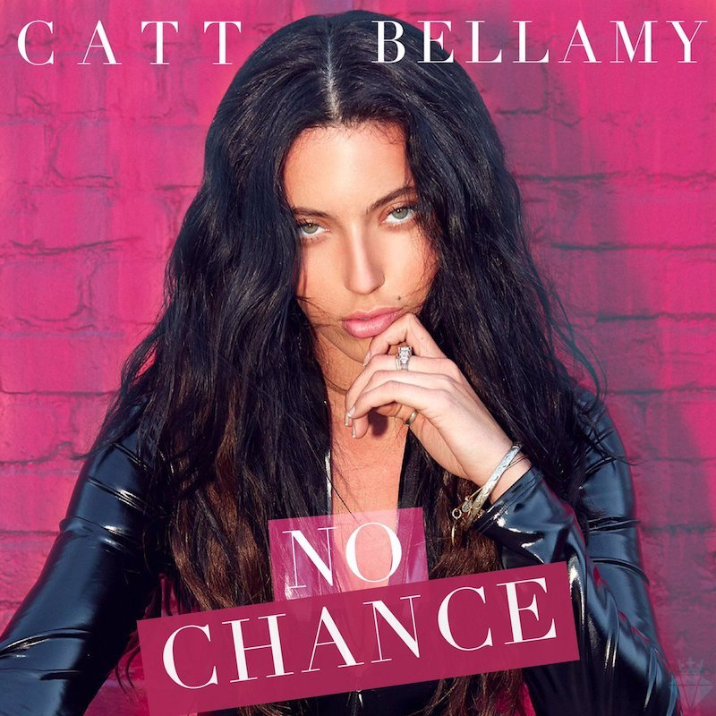 "Catt Bellamy - ""No Chance"" artwork"