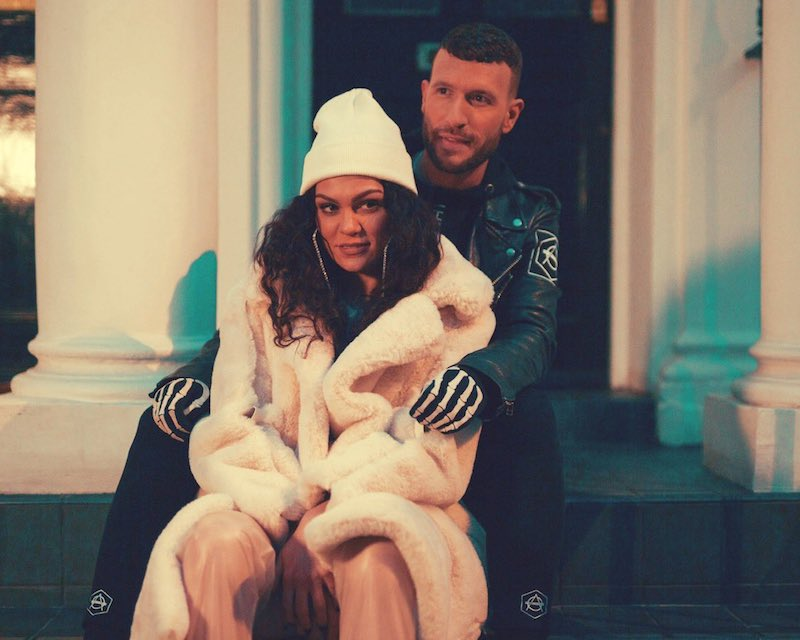 "Don Diablo & Jessie J – ""Brave""photo"