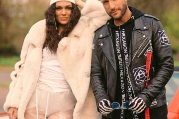 Don Diablo & Jessie J press photo