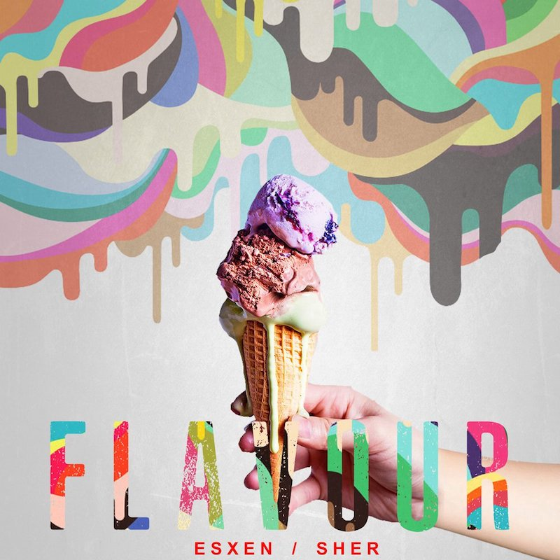 "ESXEN – ""Flavour"" artwork"