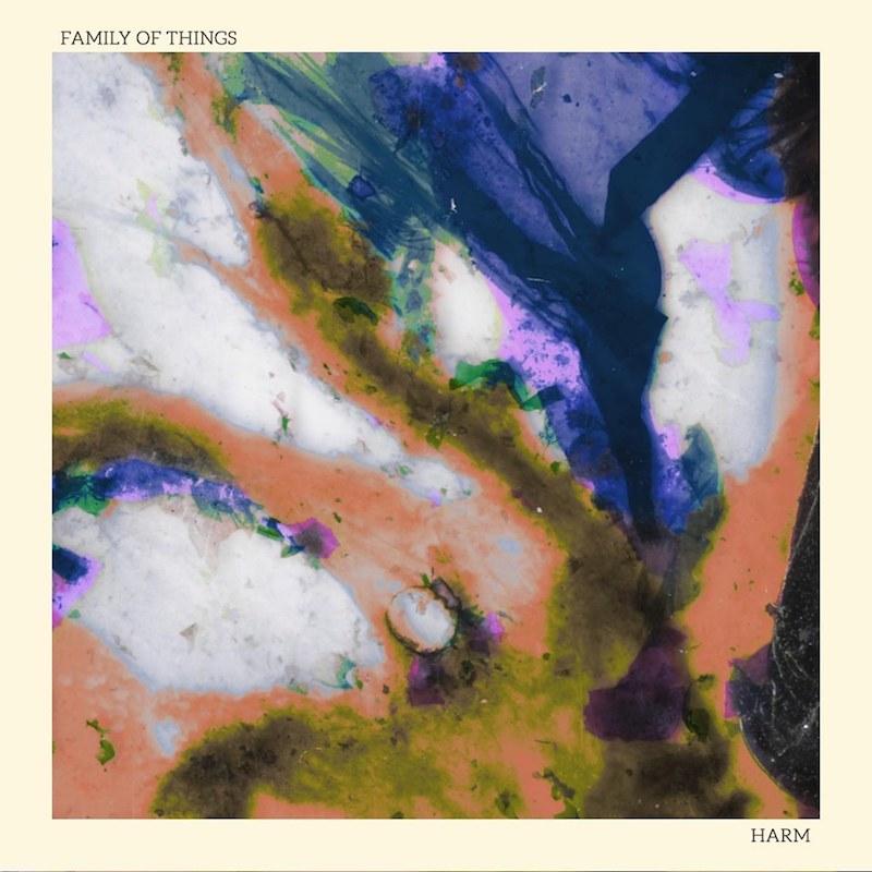 "Family of Things – ""Harm"" artwork"