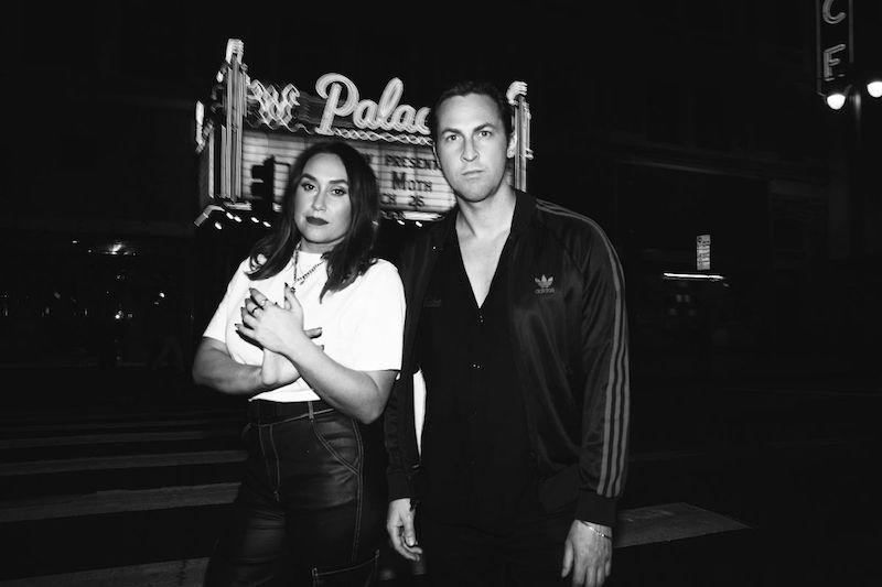 "Hayden & Naations – ""Nowhere to Go"" press photo"